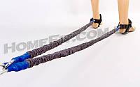 Поводок-амортизатор для ног Foot Training, фото 1