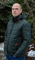 """Стеганная, демисезонная куртка """"IcePeak Graphite"""".Новая коллекция 2018."""