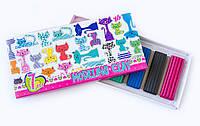 Пластилін Yes Kotomania 7 кольорів 540368