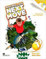 Amanda Cant, Mary Charrington Next Move. British English. Level 1. Pupil`s Book (+DVD)
