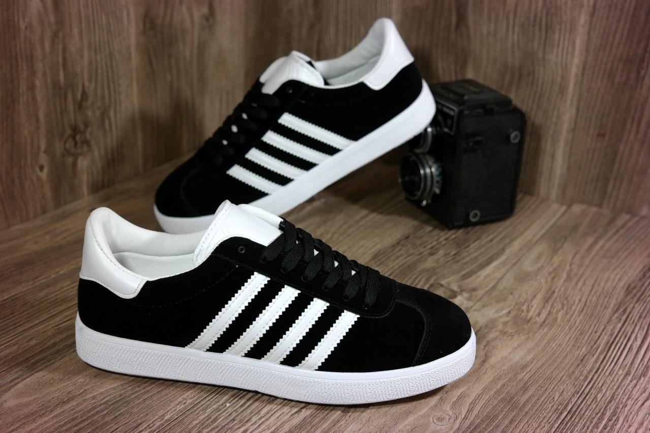 Мужские кроссовки кеды adidas gazelle Газели Адидас, действительно высокое  качество. - Магазин обуви