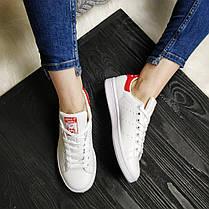 Женские кроссовки в стиле Adidas Stan Smith (36, 37, 38, 40 размеры), фото 3