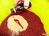 Пеллет Пак для кормушки  Черный кальмар 0,8кг.+100мл аромы + 100гр клея, фото 2