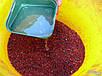 Пеллет Пак для кормушки  Черный кальмар 0,8кг.+100мл аромы + 100гр клея, фото 4