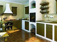 Кухни кантри на заказ Киев, дизайн кухни в стиле кантри фото, фото 1