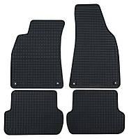 Коврики для  NISSAN PRIMERA (P12) с 2002-, цвет: черный, комплект 4шт, PETEX