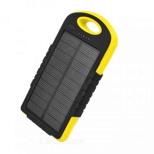 PowerBank Solarс Солнечной батареей 45000mAh.Павербанк , аккамулятор