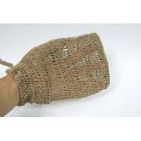 Мочалка рукавица большая
