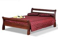 Деревянная кровать Земфира (ольха)