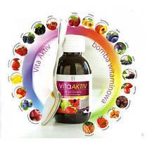 Vita Aktiv LR 150 мл восполняет дефицит витаминов, аминокислот и минералов., фото 2