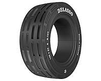 Шина цельнолитая Delasso R103_15х5 1/2-9 (140/55-9) QUICK, резина для вилочных погрузчиков