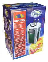 Внешний фильтр для аквариума Aqua Nova NCF-2000