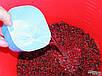 Пеллет Пак Огненый карп (печень+чили) 0,8 кг.+100мл аромы + 100гр клея+ 100гр пелета, фото 3