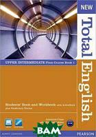 Araminta Crace, Richard Acklam, Mark Foley New Total English: Upper Intermediate: Flexi Coursebook 1 (+ CD-ROM)