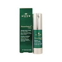 Антивозрастной уход для контура глаз и губ Nuxe Anti-Aging Eye Cream And Lip Contour Nuxuriance 15 мл