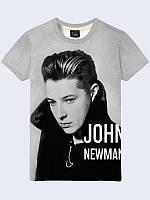 Футболка John Newman