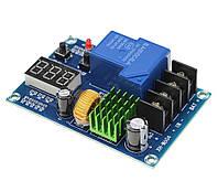 Модуль управления зарядом XH-M604 с индикатором 6-60v до 30A