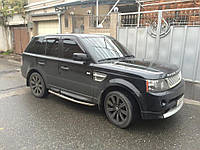 Дефлекторы окон (ветровики) LAND ROVER Range Rover Sport 2005