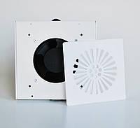 Встроенная вытяжка для маникюрного стола Dekart 4 (белая)
