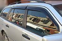 Дефлекторы окон (ветровики) Mercedes Benz C-klasse Wagon (S202) 1996-2000
