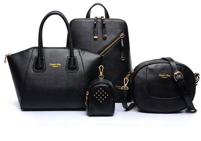 Супер Набор Две Сумки+ рюкзак+ косметичка. Отличный подарок