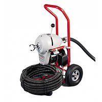 Машина для прочистки систем канализации K-1500 Модель K-1500 only