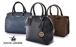Сумки клатчи рюкзаки DAVID JONES