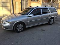 Дефлекторы окон (ветровики) Opel Vectra B Caravan 1995-2002