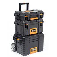 Система профессионального хранения инструмента Система профессионального хранения инструмента (включает: 54338, 54343, 54348) Размеры (ДxШxВ, см) 58 x