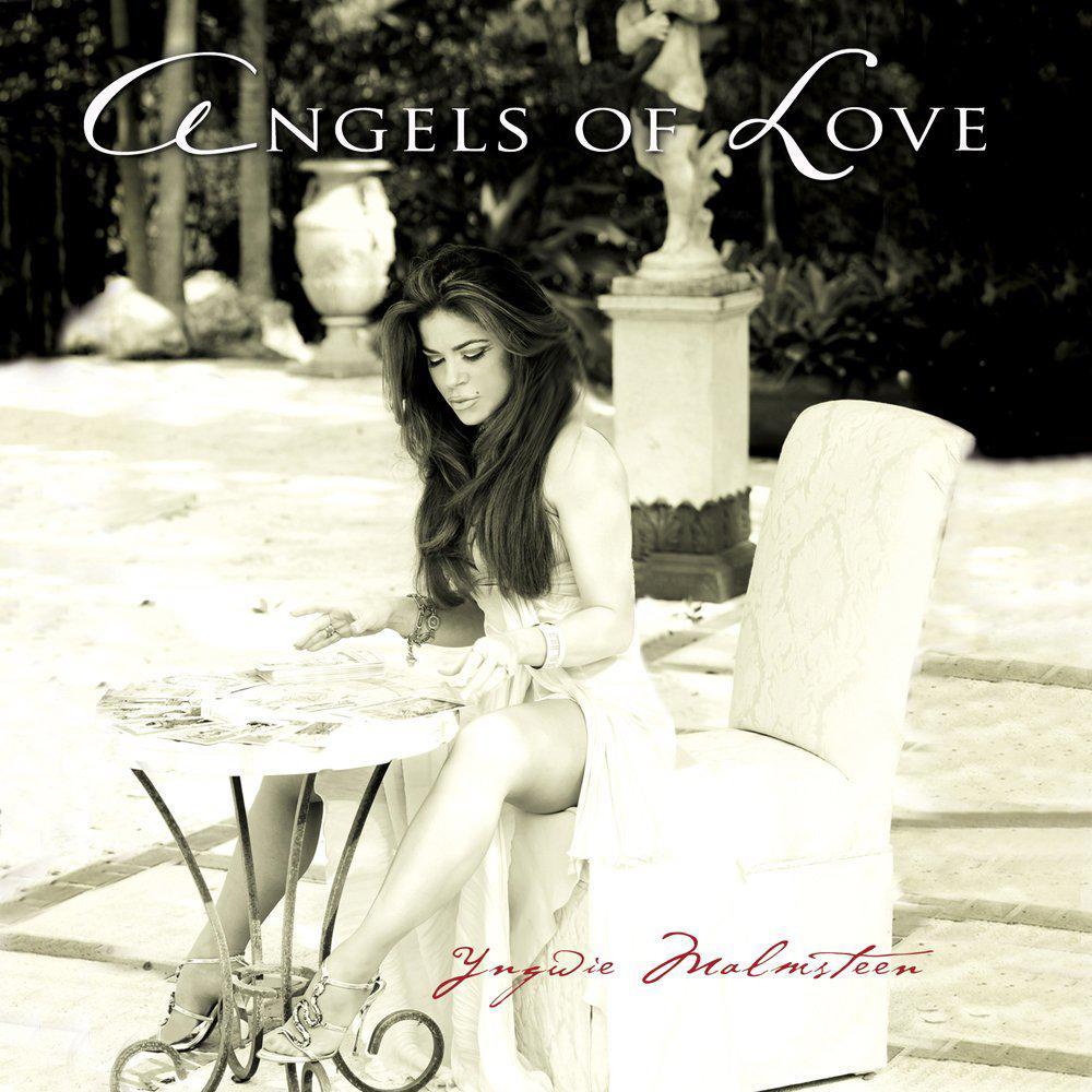 СD-диск Yngwie Malmsteen - Angels of Love