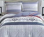 Полуторное постельное белье Тео, бязь