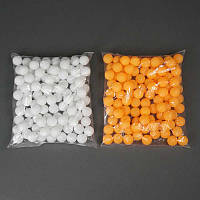 .Шарики для настольного тениса 779-239 (30) 2 цвета /ЦЕНА ЗА УПАКОВКУ/ 100шт в упаковке