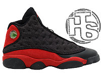 Мужские кроссовки Air Jordan 13 Retro Bred Black/Varsity Red 414571-010 43