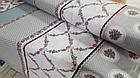 Двуспальное постельное белье с простыню на резинке 160/200/34 - Моника, бязь , фото 2