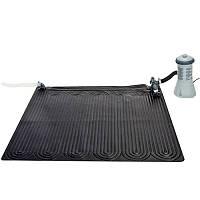 Коврик-нагреватель Intex 28685 «Solar mat» на солнечной энергии, 120-120см