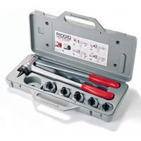 Инструмент для развальцовывания труб W Коплект головок 12, 14, 16, 18, 22, 28, 32, 40 мм