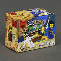 """BRICK 312 (320) """"Пираты"""" 27 дет, в коробке"""