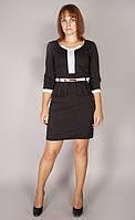 Классическое женское платье недорого