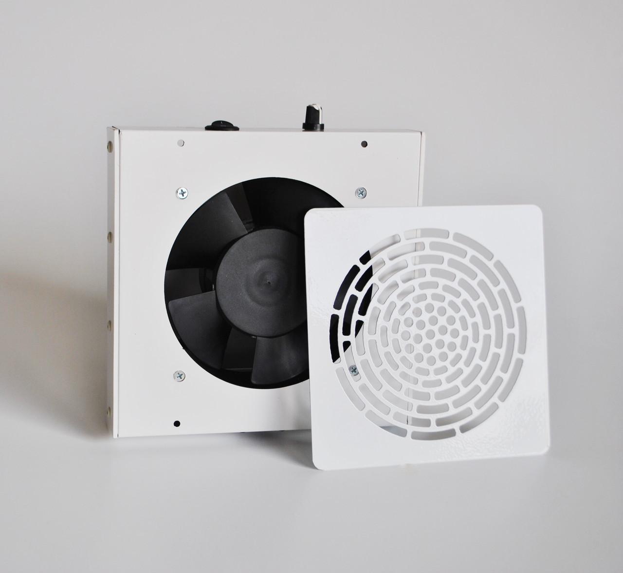 Встроенная вытяжка для маникюрного стола Dekart 5 (белая)