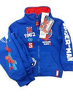 Спортивный костюм для мальчика синий р.98,104,116,128