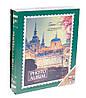 """Фотоальбом із серії """"Стара Європа"""" Розмір: 24-30-6см. 200 фото 13х18см"""