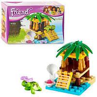 Детский Конструктор 41032 Lego Friends Домик для черепашки, Лего 41032 Домик для черепашки