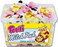 Жевательные конфеты Trolli Молочная Коровка, 1320г
