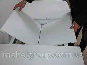 Деревянный раздвижной стол Кардинал 120-160x80, фото 3
