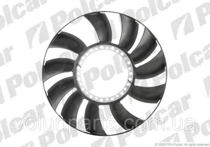 Крыльчатка вентилятора audi/vw/skoda 2.5 059121301A