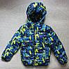 Детская куртка на мальчика весна-осень модная
