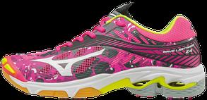 Женские волейбольные кроссовки Mizuno Wave Lightning Z4 (W) v1gc1800-90, фото 2