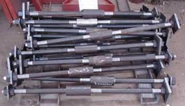 Болты фундаментные составные ГОСТ 24379 тип 3