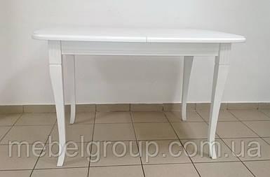 Дерев'яний розсувний стіл Кардинал 120-160x80