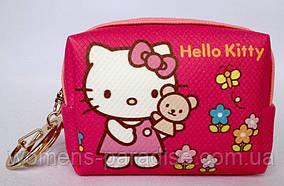 """Брелок  детский на молнии """" Hello Kitty """""""
